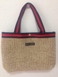 スプリング8月号の付録「かごバッグ」がオシャレで可愛くて最高でした!