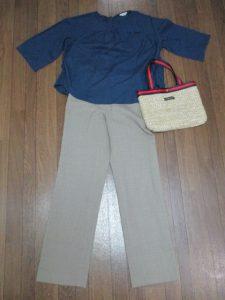 スプリング8月号の付録は合わせやすくて使いやすい大人のかごバッグ