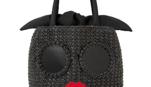 【新刊情報】a-jolie PEARL BASKET BAG BOOK BLACK ver.(アジョリー パールバスケットバッグブック ブラックバージョン)発売!