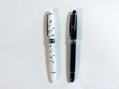 【発売前レビュー】MonoMaster(モノマスター)  2019年6月号《特別付録》ランバンコレクションの万年筆&筆ペン2本セット