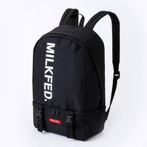 【新刊情報】MILKFED. BIG BACKPACK BOOK(ミルクフェド ビッグバックパックブック)発売