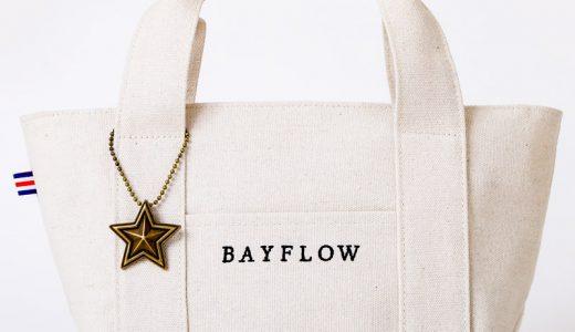 【新刊情報】BAYFLOW LOGO TOTE BAG BOOK IVORY(ベイフロー ロゴトートバッグブック アイボリー)発売