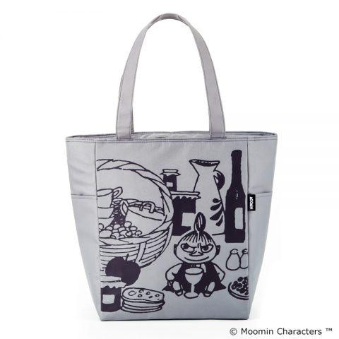 【新刊情報】MOOMIN(ムーミン)Wポケットつき 保冷ビッグトートバッグ BOOK発売