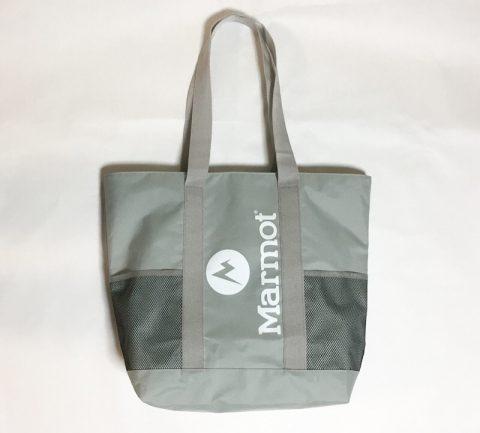 【発売前レビュー】MonoMax(モノマックス)2019年8月号増刊号《特別付録》マーモットの特大保冷バッグ