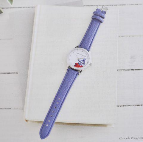 【次号予告】cookpad plus(クックパッドプラス)2019年秋号《特別付録》MOOMIN(ムーミン)リトルミイの本格腕時計