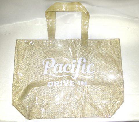 【発売前レビュー】GLOW(グロー)2019年9月号増刊《特別付録》Pacific DRIVE-IN(パシフィックドライブイン) サマーバッグ