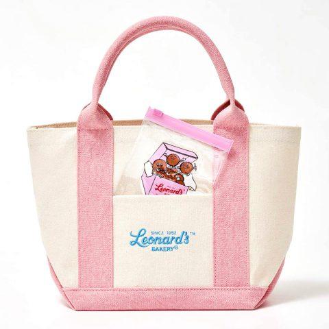 【新刊情報】Leonard's BAKERY(レナーズベーカリー)BAG & POUCH BOOK発売