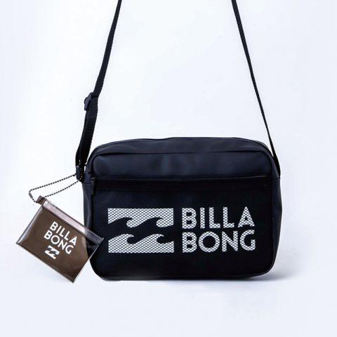 【新刊情報】BILLABONG(ビラボン)防水ショルダーバッグ BOOK発売