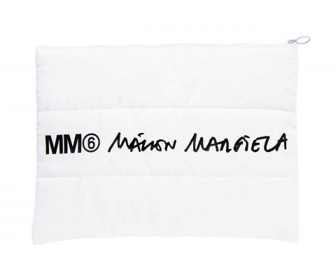 【次号予告】SPUR(シュプール)2019年11月号《特別付録》SPUR×MM6 Maison Margiela(エムエム6 メゾン マルジェラ)パテッドポーチ