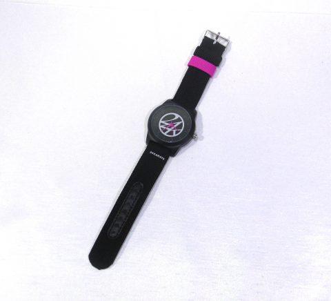【発売前レビュー】smart(スマート)2019年10月号《特別付録》24KARATS(トゥエンティーフォーカラッツ)ブラックミリタリー腕時計