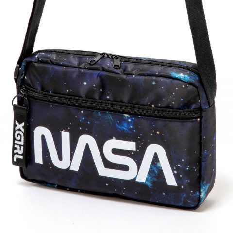 【新刊情報】NASA SHOULDER BAG BOOK presented by X-girl発売