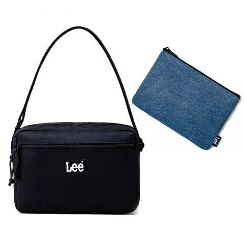 【新刊情報】Lee SHOULDER BAG BOOK BLACK(リー ショルダーバッグブック ブラック)発売