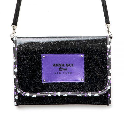 【新刊情報】ANNA SUI mini 10th ANNIVERSARY BOOK(アナスイ ミニ 10th アニバーサリーブック)キラキラマルチバッグVer.発売