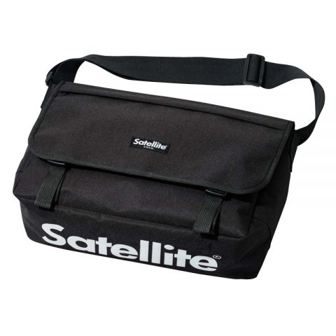 【新刊情報】Satellite BIG SIZE SHOULDER BAG BOOK(サテライト ビッグサイズショルダーバッグブック)発売
