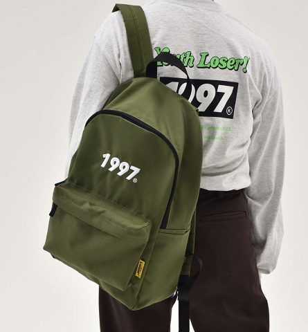 【新刊情報】YouthLoser(ユースルーザー)1997 BACKPACK MOOK SPECIAL KHAKI EDITION