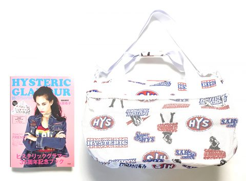 HYSTERIC GLAMOUR(ヒステリックグラマー)35th Anniversary Book Limited Edition【購入開封レビュー】