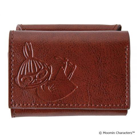 【新刊情報】MOOMIN(ムーミン)本革三つ折りミニ財布 BOOK