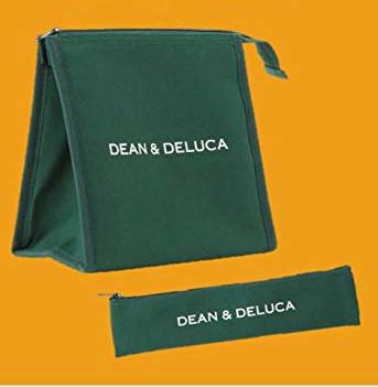 【次号予告】marisol(マリソル)2020年4月号《特別付録》DEAN & DELUCA(ディーン&デルーカ)保冷ランチバッグ&カトラリーポーチ2個セット