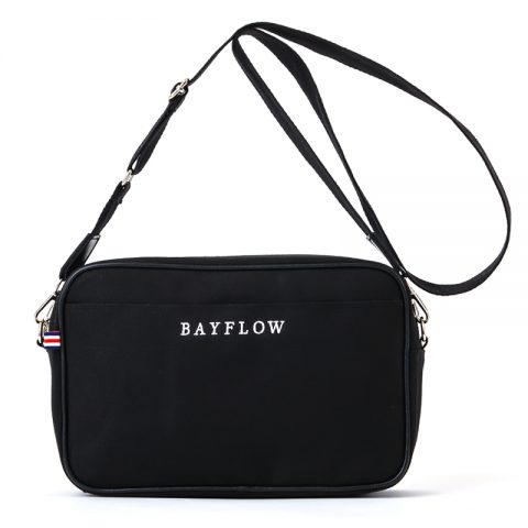 【新刊情報】BAYFLOW(ベイフロー)LOGO SHOULDER BAG BOOK BLACK