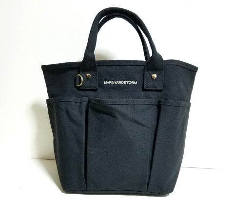 【フラゲレビュー】otona MUSE(オトナミューズ)2020年3月号《特別付録》BARNYARDSTORM(バンヤードストーム)の立体ポケット付きトートバッグ