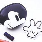【次号予告】InRed(インレッド)2020年4月号増刊《特別付録》ミッキーマウス フェイスポーチと手の形のポーチ2個セット