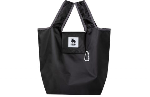 【新刊情報】moz(モズ) SHOPPING BAG BOOK BLACK ver.