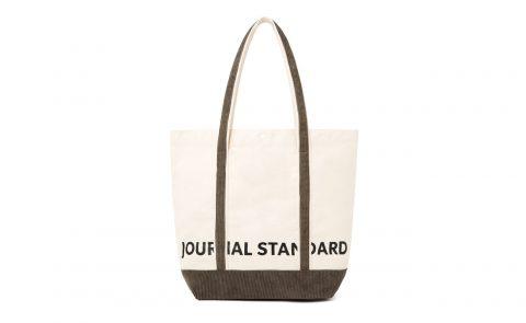 【新刊情報】JOURNAL STANDARD (ジャーナルスタンダード)TOTE BAG BOOK