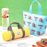 【次号予告】InRed(インレッド)2020年5月号増刊《特別付録》PEANUTS スヌーピーの2個セット 保冷バッグと保冷ボトルケース