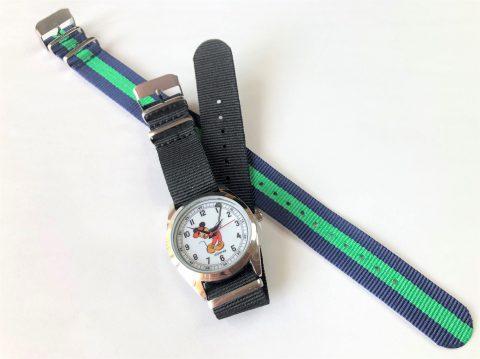 【フラゲレビュー】otona MUSE(オトナミューズ) 2020年6月号増刊号≪特別付録≫ヴィンテージ調替えベルト付きミッキーマウス腕時計