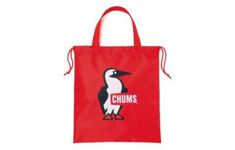 【新刊情報】CHUMS(チャムス) トートバッグ&ランタンBOOK