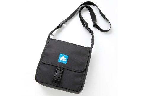 【新刊情報】LOGOS (ロゴス)MULTI SHOULDER BAG BOOK Black