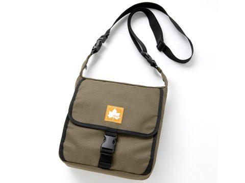 【新刊情報】LOGOS(ロゴス) MULTI SHOULDER BAG BOOK Olive