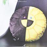 【次号予告】smart(スマート)2020年11月号《特別付録》村上 隆×HIKARU お花クッション