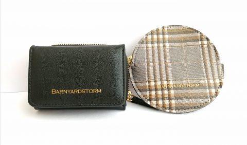 【フラゲレビュー】otona MUSE(オトナミューズ)2020年10月号増刊号《特別付録》BARNYARDSTORM(バンヤードストーム)のミニ財布&コインケースセット