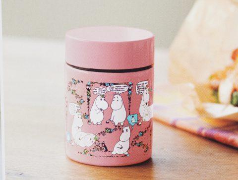 【次号予告】リンネル 2020年12月号増刊号《特別付録》ムーミン×フィンレイソン ステンレスミニスープボトル(ピンク)