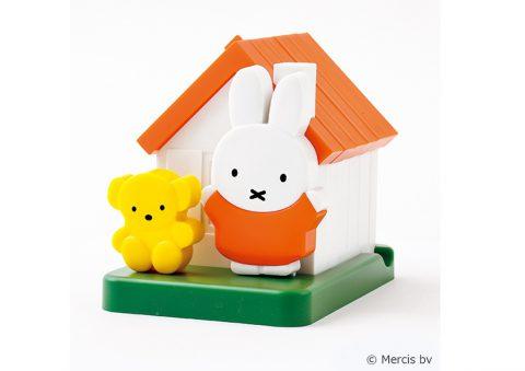 【新刊情報】miffy(ミッフィー) おうち型キッチンツールBOOK