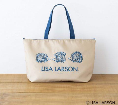 【次号予告】ESSE(エッセ)2021年1月増刊号特装版《特別付録》リサ・ラーソン超どデカ!保冷トートバッグ