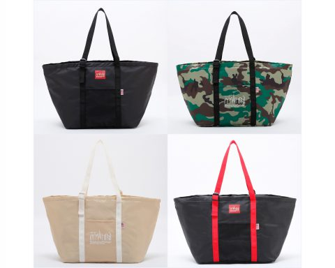 【新刊情報】Manhattan Portage(マンハッタンポーテージ ) SPECIAL BOOK (black/camo/beige/black×red ver.)