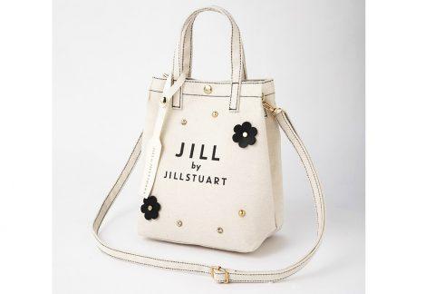 【新刊情報】JILL by JILLSTUART(ジルバイジルスチュアート) 2WAY FLOWER SHOULDER BAG BOOK WHITE