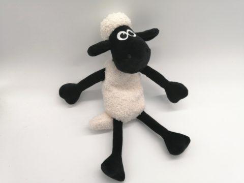 【フラゲレビュー】リンネル 2021年5月号増刊号《特別付録》Shaun the Sheep(ひつじのショーン)一緒におでかけ!ひつじのショーンのぬいぐるみポーチ