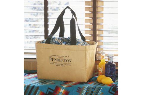 【新刊情報】PENDLETON(ペンドルトン)保冷ができる BIG SHOPPING BAG BOOK BEIGE ver.