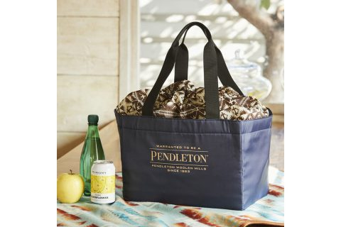 【新刊情報】PENDLETON(ペンドルトン)保冷ができる BIG SHOPPING BAG BOOK NAVY ver.
