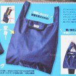 【次号予告】MonoMax(モノマックス)2021年7月号特別号(グッズ付きデジタルマガジン)《特別付録》エーグル ショルダーバッグと手提げバッグ 2通りで使える!変身バッグ