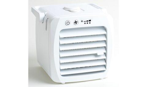 【新刊情報】涼しさを持ち運ぶ冷風扇 パーソナルクーラーBOOK