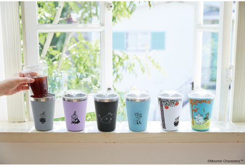 【新刊情報】MOOMIN(ムーミン) CUP COFFEE TUMBLER BOOK