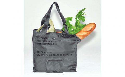 【新刊情報】ZUCCa(ズッカ) Shopping Bag Book – Gray
