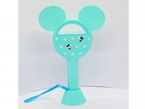 【フラゲレビュー】InRed(インレッド)2021年8月号増刊号《特別付録》ミッキーマウスデザイン 手持ちと卓上で使える 羽根のない扇風機