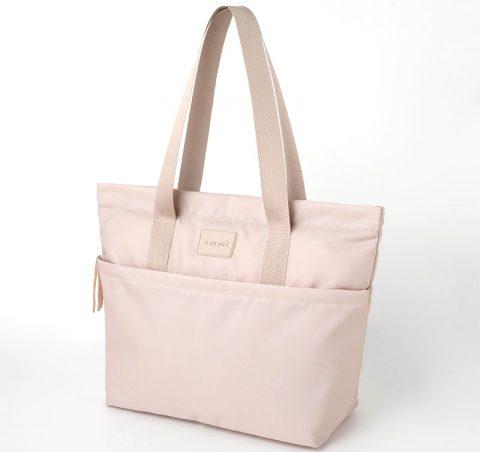 【新刊情報】emmi(エミ)active tote bag book beige