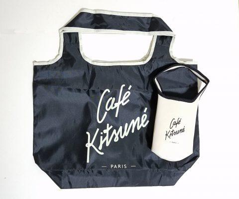 【フラゲレビュー】sweet(スウィート)2021年11月号増刊号《特別付録》Café Kitsuné(カフェキツネ)マルシェバッグ&ドリンクホルダーセット
